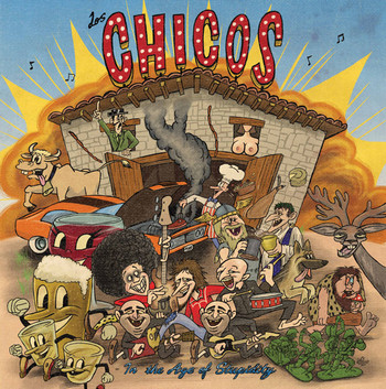 CHICOS, LOS - In The Age of Stupidity (LP Dirty Water 2012)