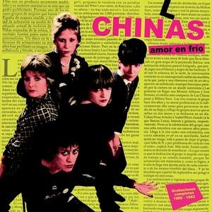 CHINAS, LAS - Amor en Frio. Grabaciones Completas 1980-82 (LP Munster 2013)
