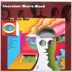 CHOCOLATE WATCH BAND - No Way Out (LP,RE Tower 1967)