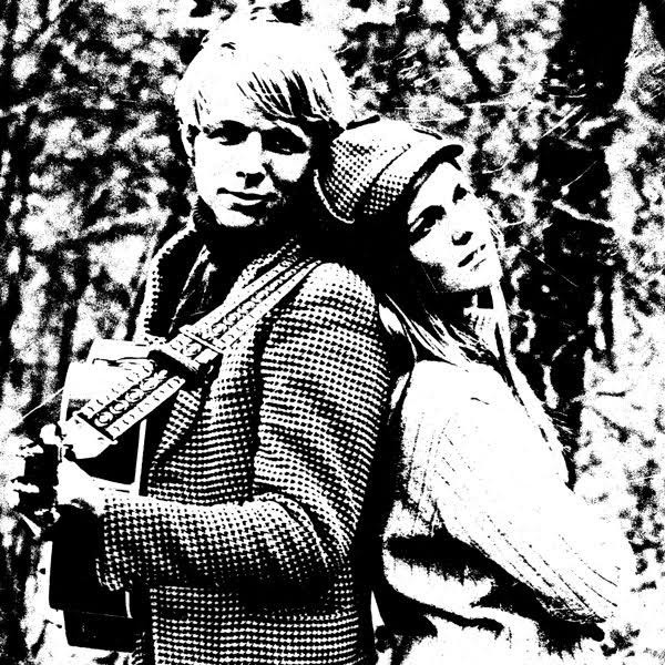 CHUCK AND MARY PERRIN - Album: Brother & Sister (LP,RE,GF Mapache 1968,2015)