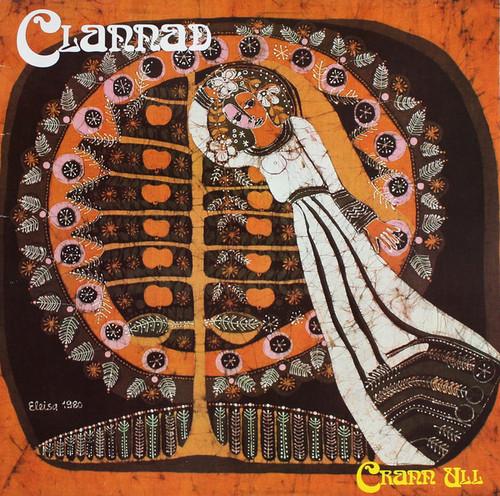 CLANNAD – Crann Ull (LP,GF Intercord 1980) 1