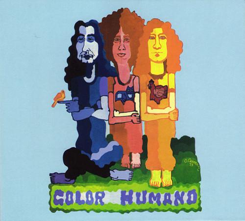 COLOR HUMANO – Color Humano II (LP,RE Sagara 1973,2016) 1