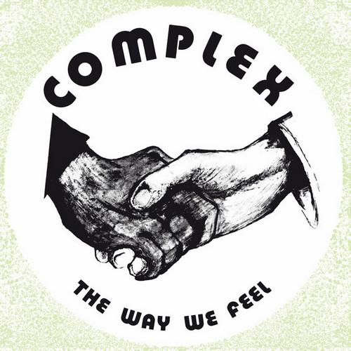 COMPLEX - The Way We Feel (LP,RE Guerssen 1971,2012)
