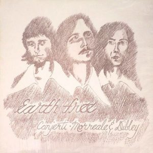 CONJERTI, MORREALE & DIBLEY - Earth Free (LP,RE Void 1972,2007)