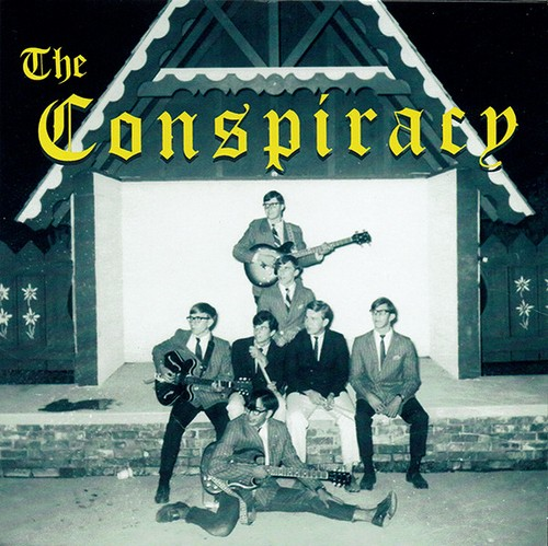 CONSPIRACY, THE - Dream World / With You (SG Munster Records 2019)