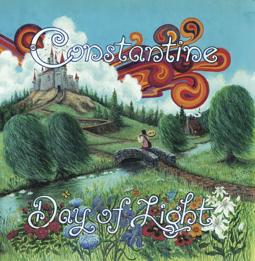 CONSTANTINE - Day of Light (LP,RE,GF Not on Label 2015)