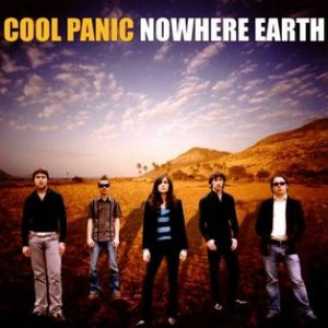 COOL PANIC - Nowhere Earth (CD GP Records 2006)