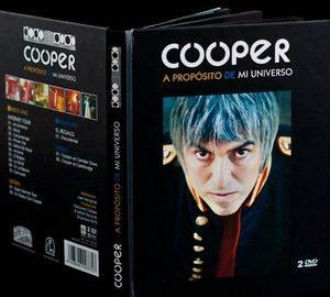 COOPER - A Proposito de Mi Universo (2DVD Chelsea Ediciones )