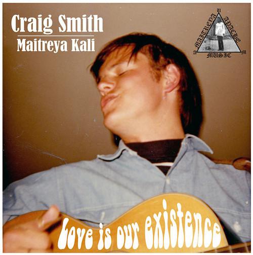 MAITREYA KALI – Craig Smith (LP,GF Maitreya Apache Music 2018) 1