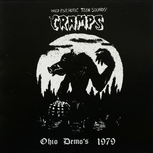 CRAMPS, THE - Ohio Demo's 1979 (LP,RP Alpha Tune 1986)