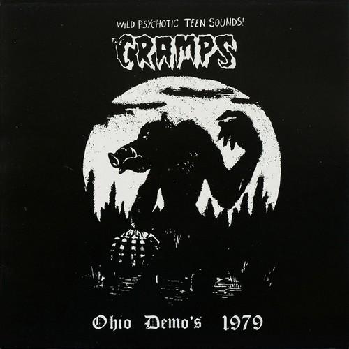 CRAMPS, THE - Ohio Demo's 1979 (LP,RP Alpha Tune 1986)