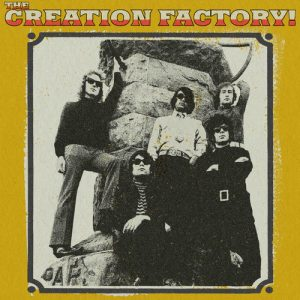 CREATION FACTORY - Creation Factory (LP Lolipop 2018)