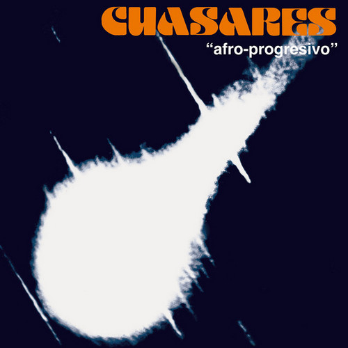 CUASARES - Afro-Progresivo (LP,RE Pharaway Sounds 1973,2018)
