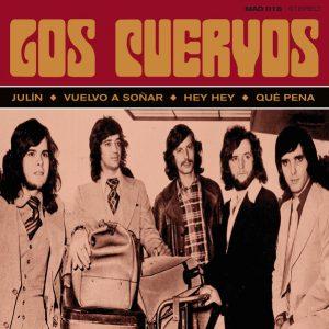 CUERVOS, LOS - Los Cuervos (EP Madmua Records 2019)
