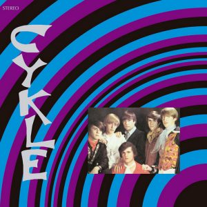 CYKLE - Cykle (LP,RE Out·Sider 1969,2016)