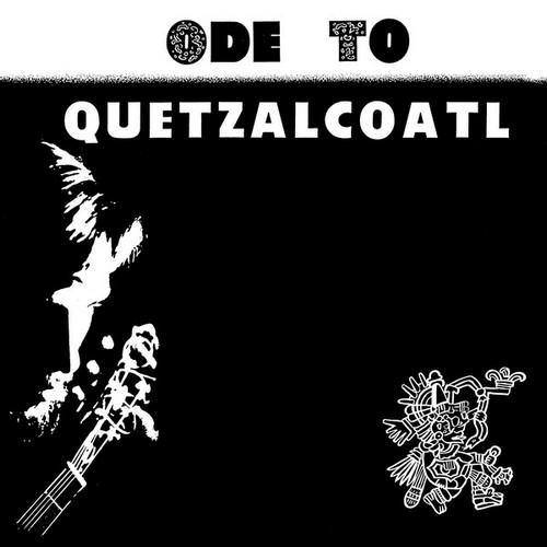 DAVE BIXBY - Ode to Quetzalcoatl (LP,RP Guerssen 1969,2018)