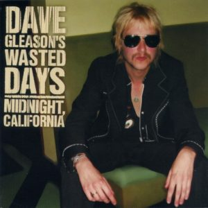 DAVE GLEASON - Midnight California (LP Dollar Record 2004)