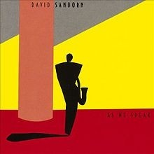 DAVID SANBORN - As We Speak (LP Warner Bros  1982,1987)