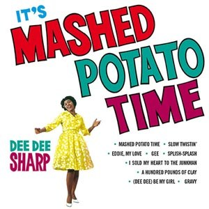 DEE DEE SHARP - It's Mashed Potato Time (LP,RE Rumble 1962,2013)