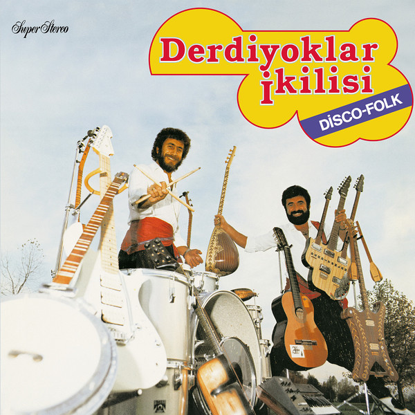 DERDIYOKLAR IKILISI - Disco-Folk (LP,RE Pharaway Sounds 1984,2017)