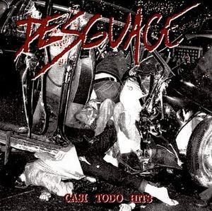 DESGUACE - Casi Todo Hits (LP Sonambulo 2012)