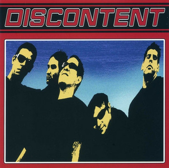 DISCONTENT - Discontent (CD Disaster 2002)