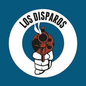 DISPAROS, LOS - Cinco Balas (EP Clifford 2015)