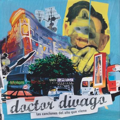 DOCTOR DIVAGO - Las Canciones Del Año Que Viene (CD Doctor Divago )