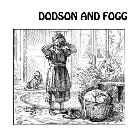DODSON & FOGG – Dodson & Fogg (LP,RE Wisdom Twins ) 1