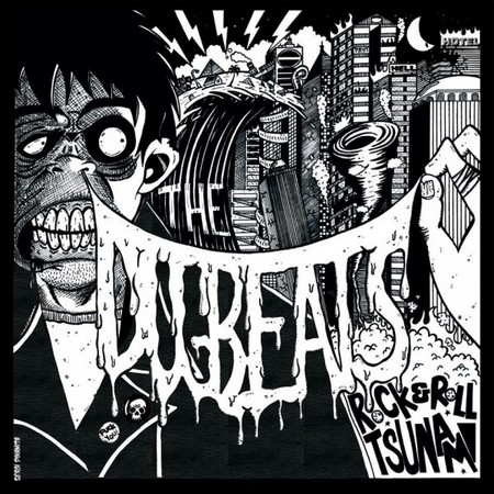 DOGBEATS - Rock & Roll Tsunami (LP Ghost Highway Recordings|KOTJ 2015)