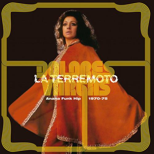 DOLORES LA TERREMOTO VARGAS – Anana Funk Hip 1970-75 (LP Pharaway Sounds 2017) 1