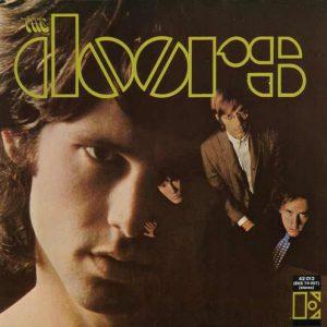 DOORS, THE - The Doors (LP,RE Elektra 1967)