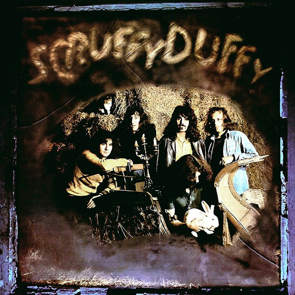DUFFY - Scruffy Duffy (LP Wah Wah 1973,2017)