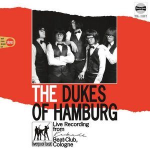 "DUKES OF HAMBURG, THE - Beat Beat Beat Vol 3 (10""+Slipcase Moonshake 2014)"