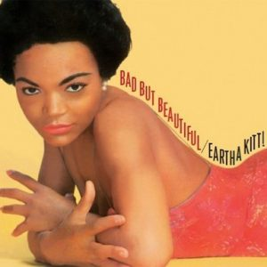 EARTHA KITT - Bad But Beautiful (LP,RE Rumble 1962,2014)