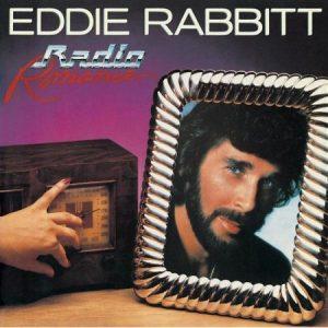 EDDIE RABBITT - Radio Romance (LP Mercury 1983)