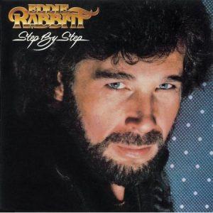 EDDIE RABBITT - Step by Step (LP Mercury 1981)