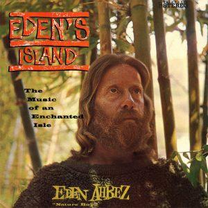 EDEN AHBEZ - Eden's Island (LP,RE Captain High 1960,2018)