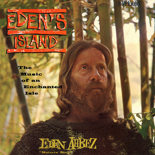 EDEN AHBEZ - Eden's Island (LP,RE Captain High 1960,2018)