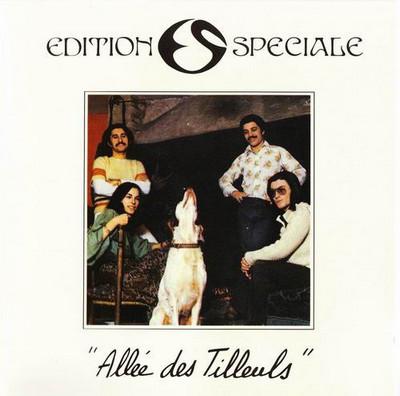 EDITION SPECIALE - Allée Des Tilleuls (LP,RE Golden Pavilion 1976,2012)