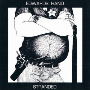 EDWARDS HAND - Stranded (LP,RE Lightning Tree 1970,2006)