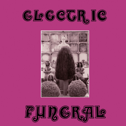 ELECTRIC FUNERAL - The Wild Performance (2LP Sommor 2019)