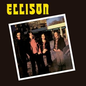 ELLISON - Ellison (LP,RE Guerssen 1971,2016)