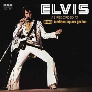 ELVIS PRESLEY - Recorded at Madison Square Garden (LP Rca Victor 1972)