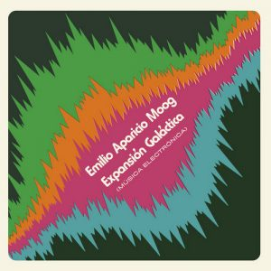 EMILIO APARICIO MOOG - Expansión Galáctica (Música Electrónica) (LP Mental Experience 2010)