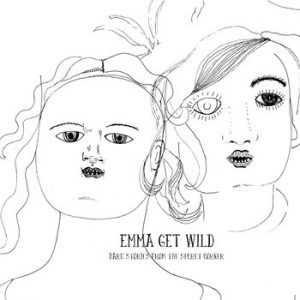 EMMA GET WILD - Dark Stories From The Secret Corner (LP Discos Monterey 2013)