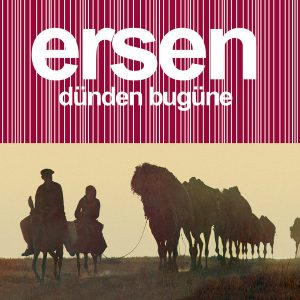 ERSEN - Dünden Bugüne (LP,GF,RE Pharaway Sounds 1977,2017)