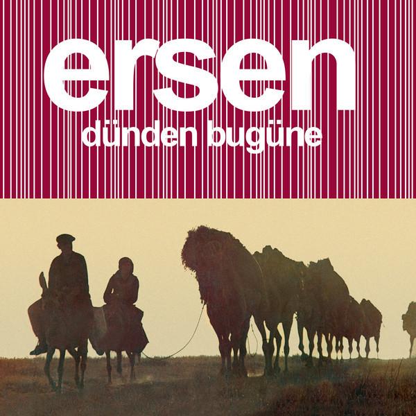 ERSEN - Dünden Bugüne (LP,GF,RE Pharaway Sounds 1977,2017)