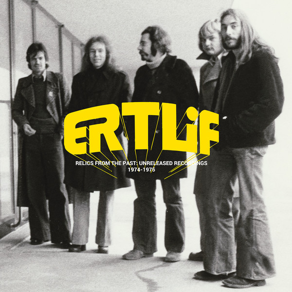 ERTLIF - Relics From the Past (LP Sommor 2017)