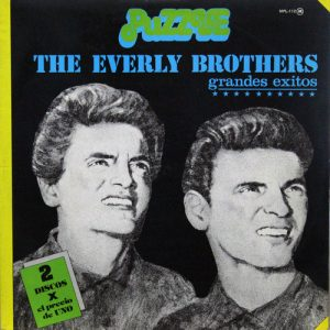 EVERLY BROTHERS, THE - Grandes Exitos (2LP,GF Puzzle 1978)